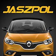 Logo firmy Jaszpol, dealera Renault